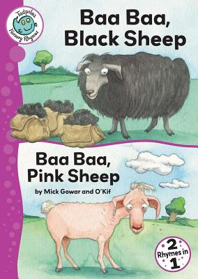 Baa Baa, Black Sheep and Baa Baa, Pink Sheep By Gowar, Mick